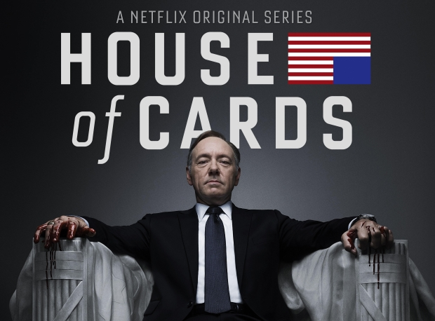 Kevin Spacey looks as sinister as ever