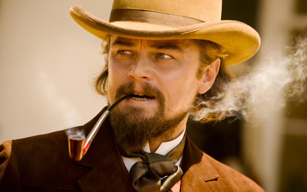 "Leonardo DiCaprio as ""Monsieur"" Candi"