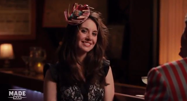 Watch Alison Brie Fail at Being Unsexy