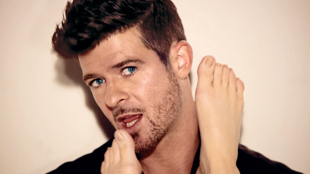 Robin Thickes Paula And The Afterlife Of Marvin Gayes Here My