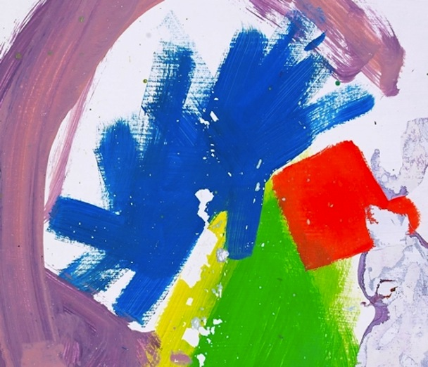"Alt J - ""This is All Yours"" album cover"