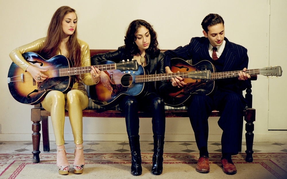 Kitty, Daisy & Lewis are Touring Australia in August