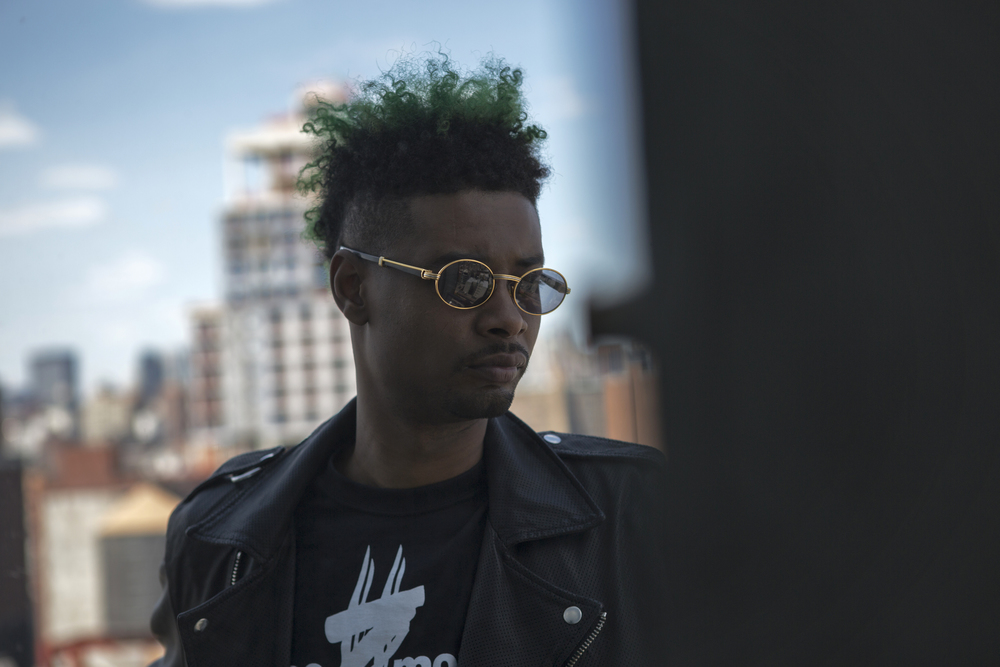 Lyrical genius Danny Brown is getting ready to head down under.