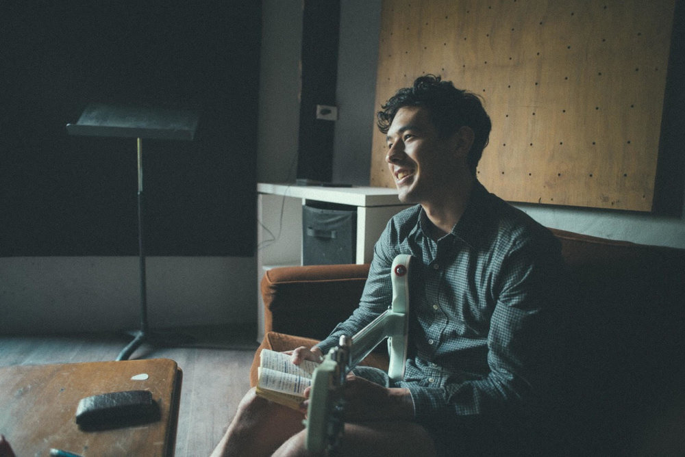 LAST DINOSAURS | A Chat with Sean Caskey, Ahead of 'Wellness