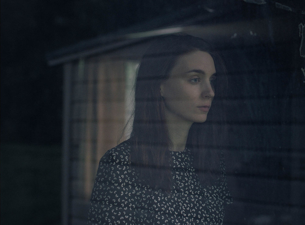 Rooney Mara as M in  A Ghost Story