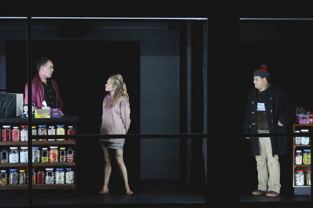 Maitland Schnaars. Sophia Forrest and  Ian Michael. Let_The_Right_One_In-55. Photo credit Daniel J Grant (1).jpg