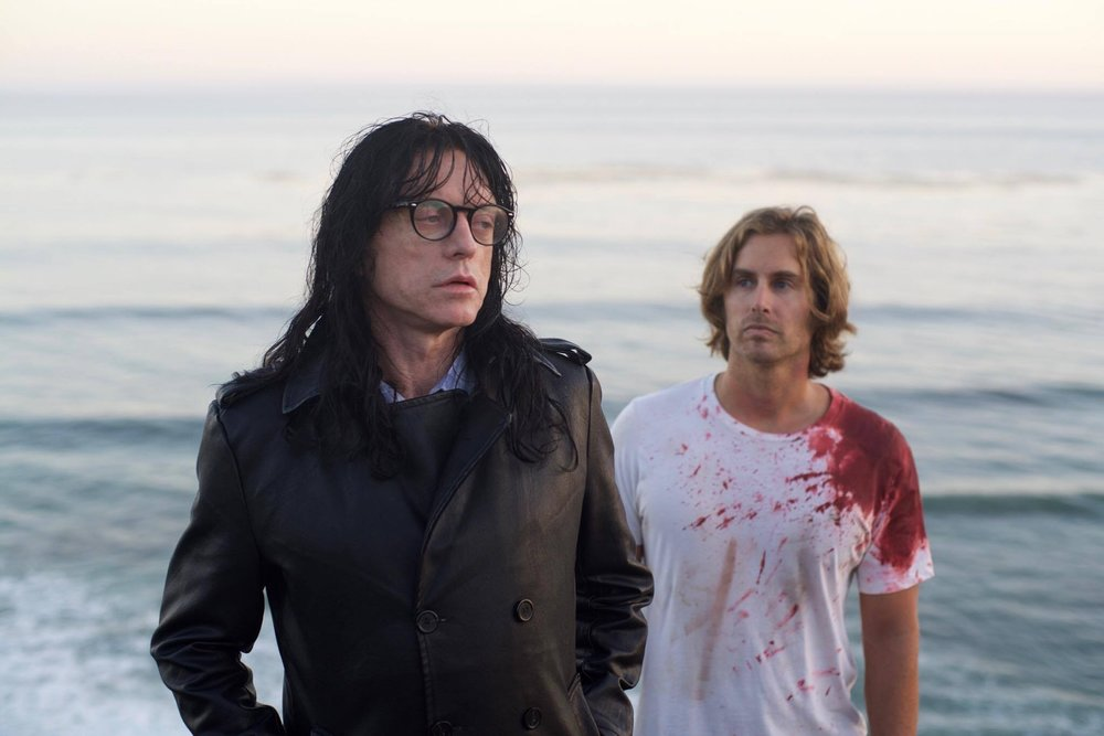 Greg Sestero and Tommy Wiseau in  Best F(r)iends