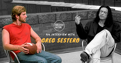 "We had the privilege of meeting #gregsestero and had a chat with him about #TheRoom, #TheDisasterArtist, his upcoming film with #tommywiseau, ""Best F(r)iends"", and yes, #breakingbad.👏👏LINK IN BIO"