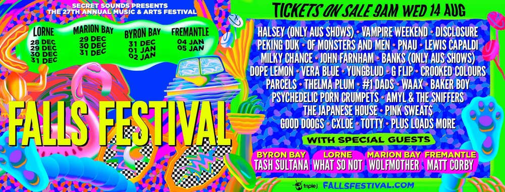 Hair Nation Festival 2020 A taste of what's to come at Falls Downtown 2020!   Isolated Nation