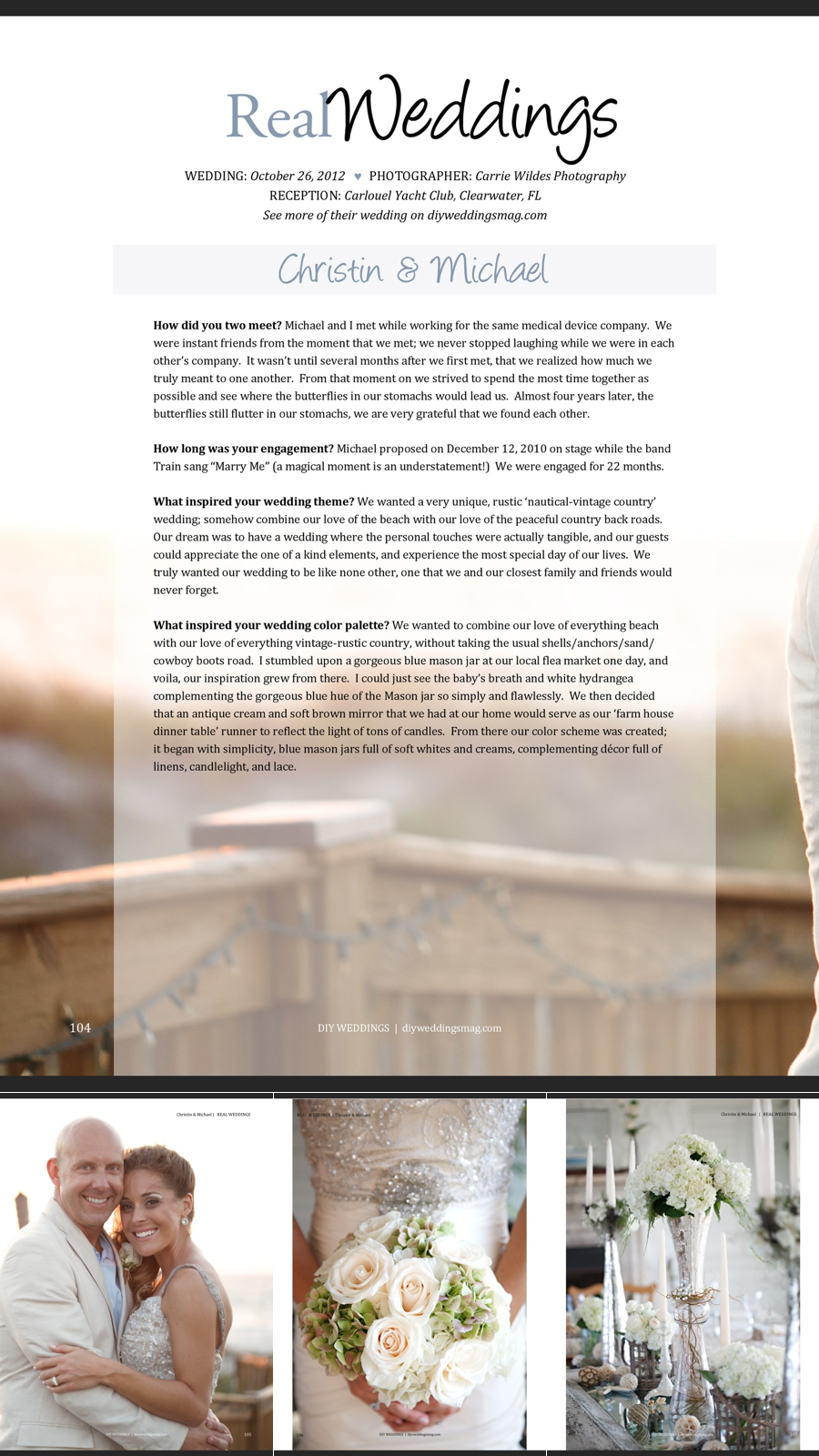 9_3_13 DIY Real Weddings Magazine Feature Carlouel Yacht Club_0002.jpg