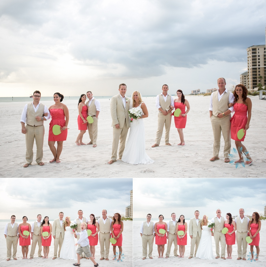 Clearwater Florida Wedding Cakes