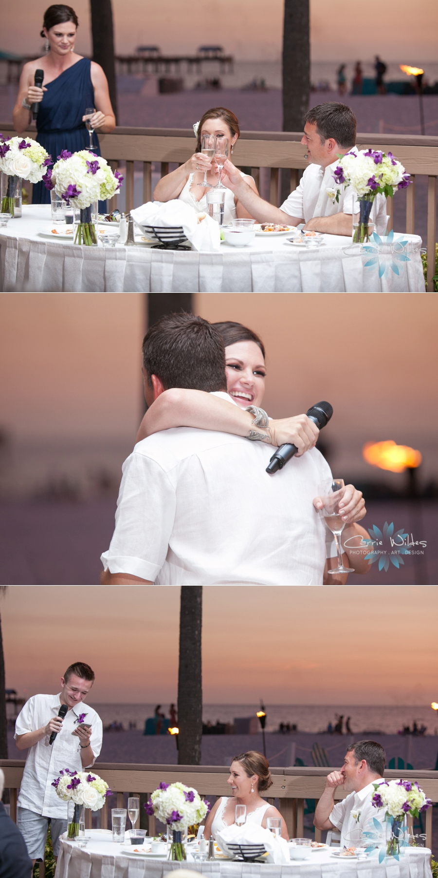 6_25_16 Kourtney and Marcel Hilton Clearwater Beach Wedding 22.jpg