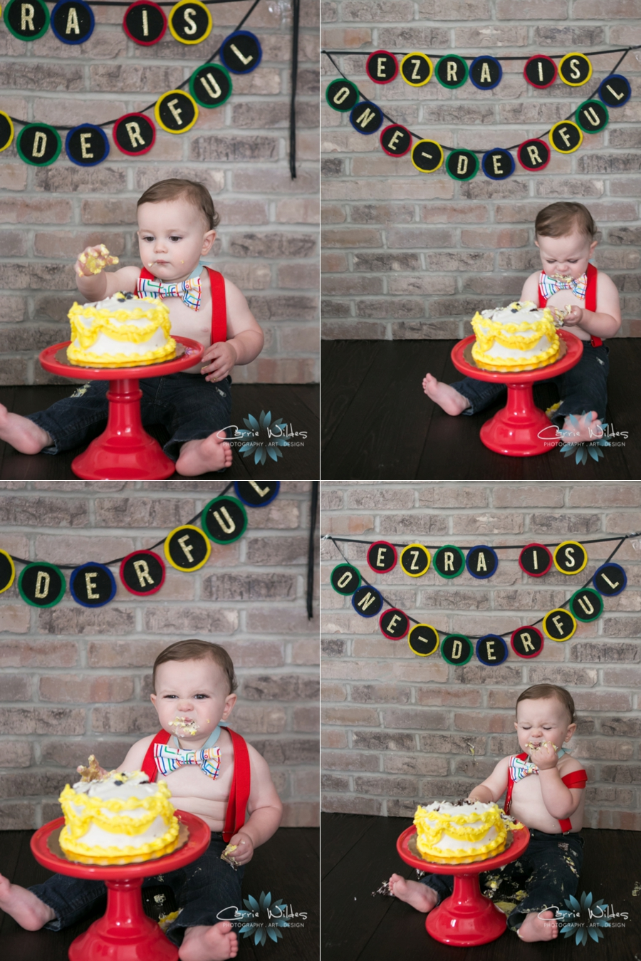6_27_16 Tampa 1 year Old Cake Smash Portraits_0007.jpg