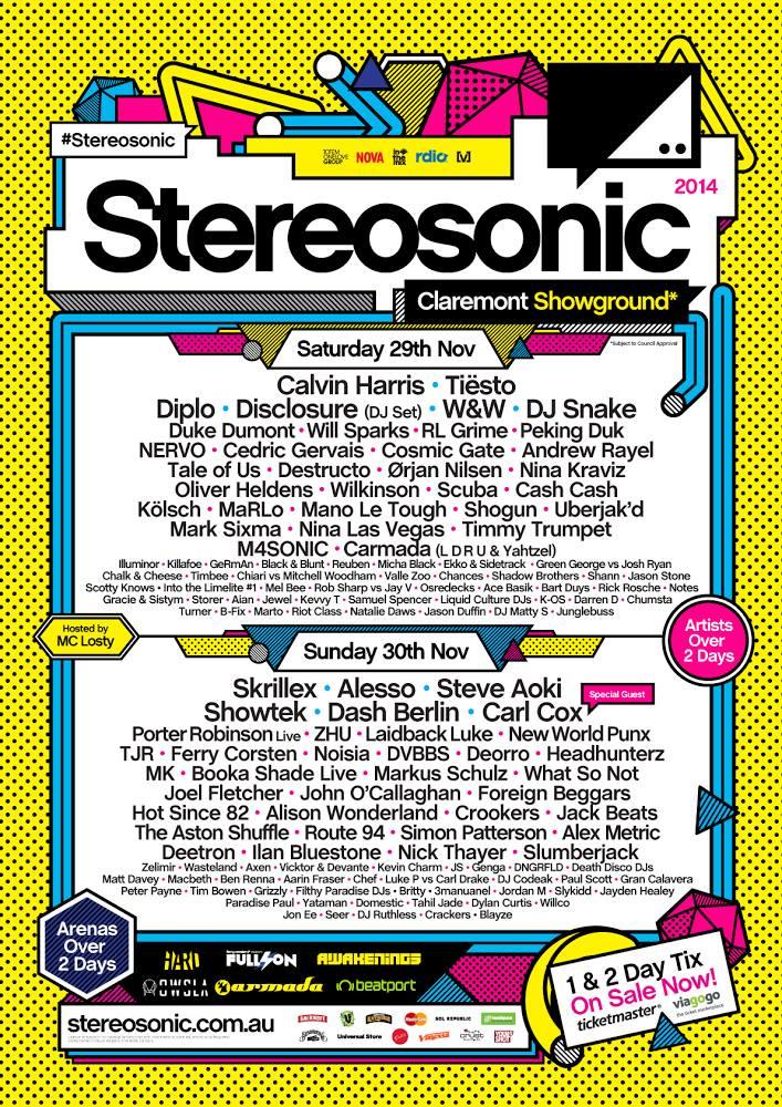 Stereosonic Perth