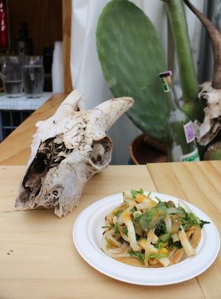 el PUBLICO - cuttlefish tostada