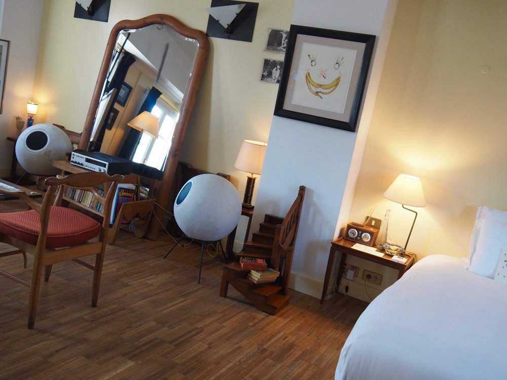 Hotel Grand Amour boutique hotel Paris France