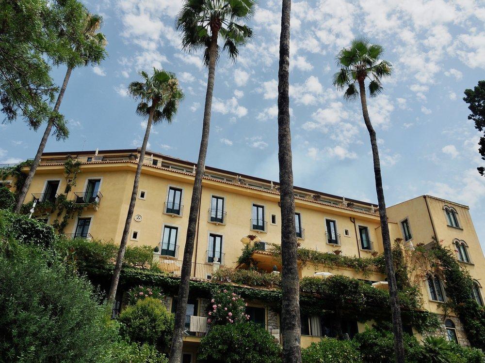 Hotel Villa Belvedere Taormina