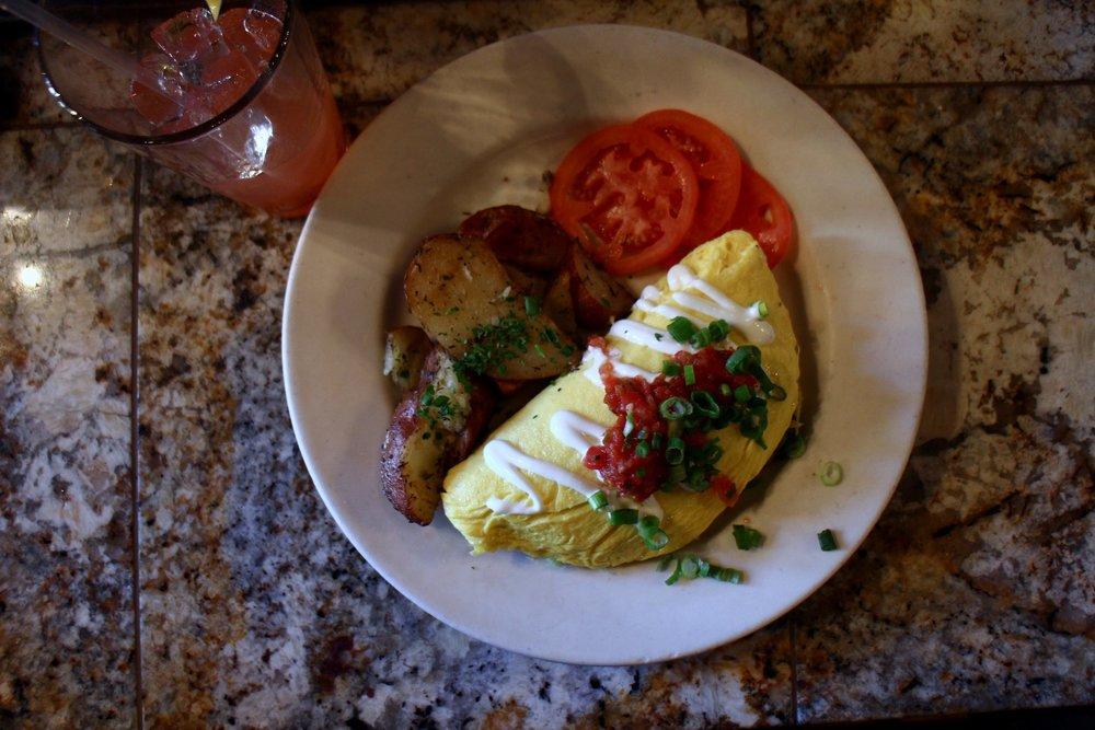 Omelete de Jour