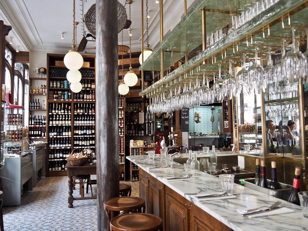 Le Comptoir de La Gastronomie Paris France