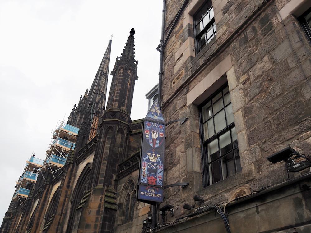 The Witchery Edinburgh United Kingdom