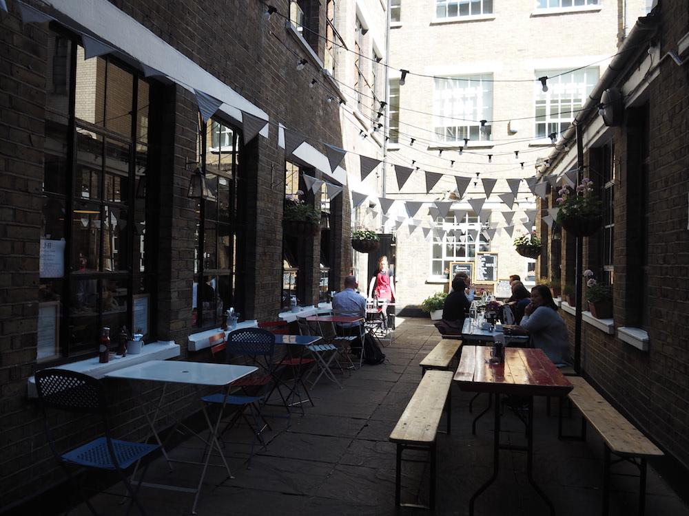 J&A Cafe London United Kingdom