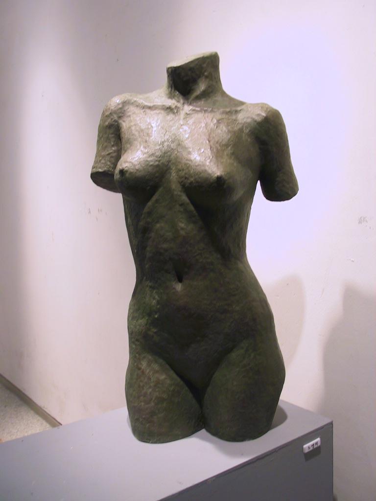 Torso front, 2004