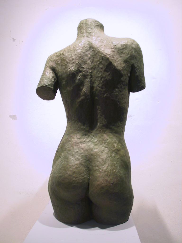 Torso back, 2004