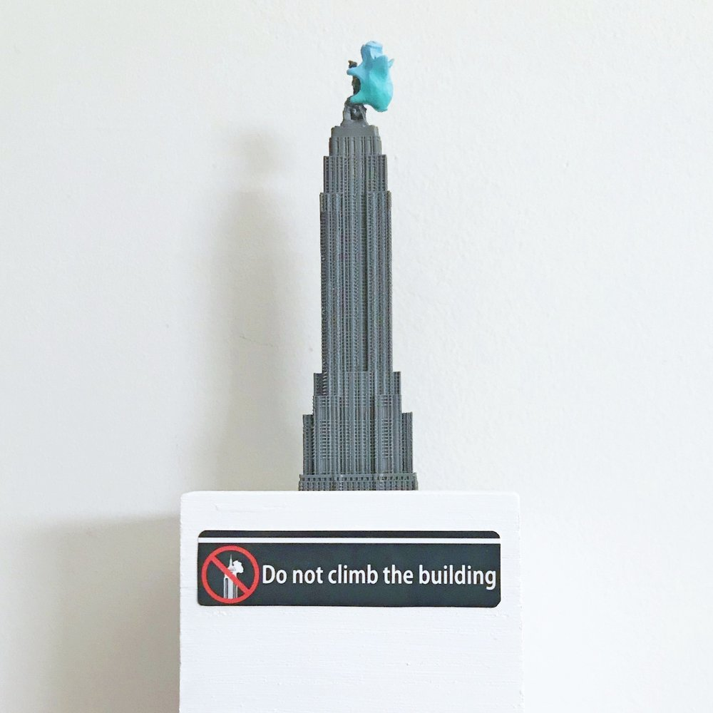 Do not Climb the building