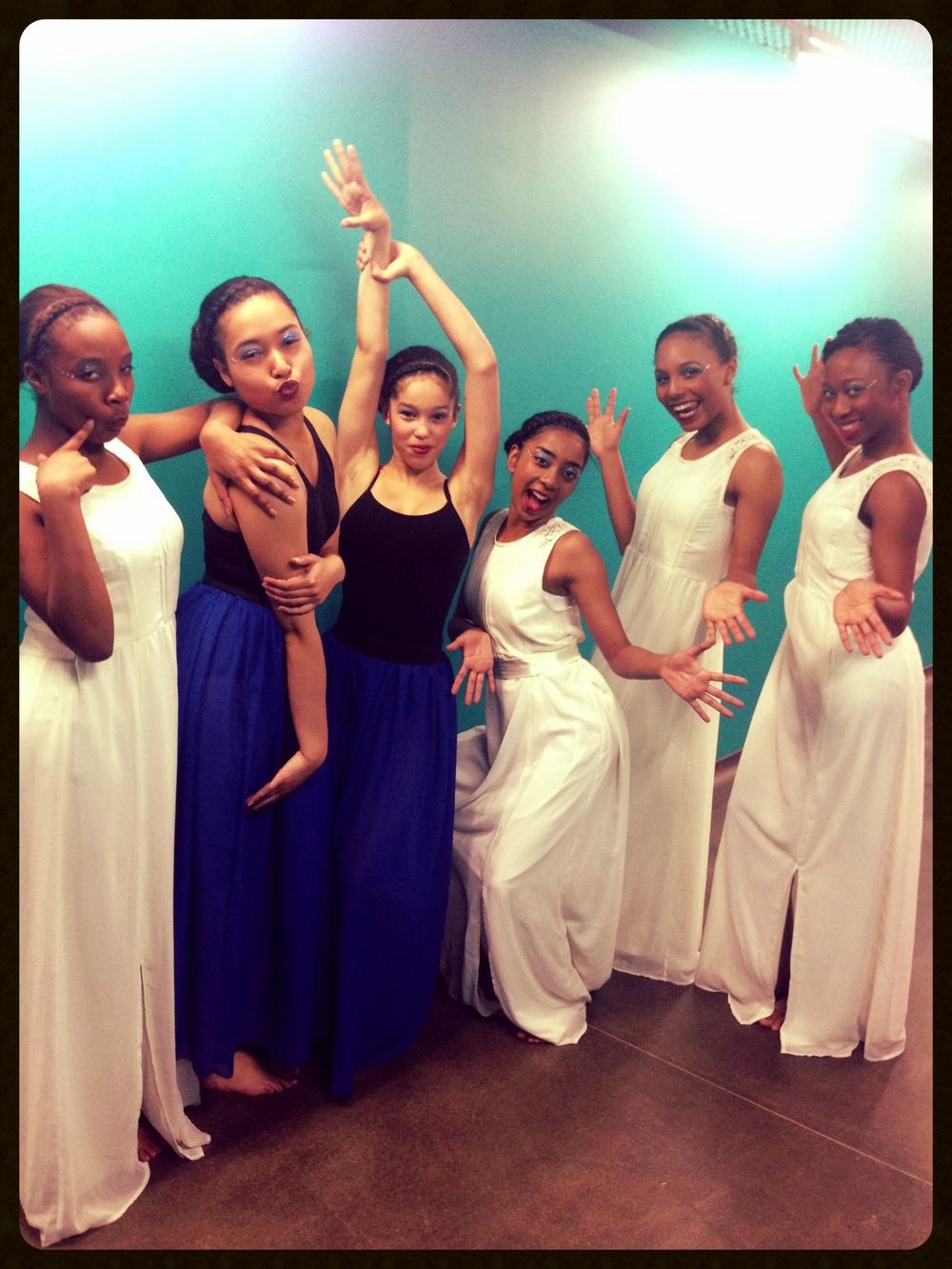 U.Dance London 2014