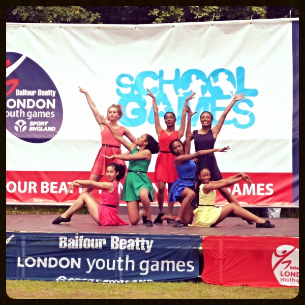 London Youth Games Finals Festival 2014
