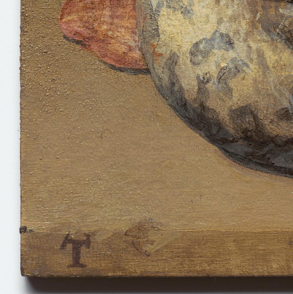 Michael Triegel, Stilleben mit Muscheln, 2011 (Detail)