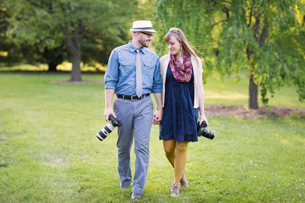 Chad & Amber  Documentary Photographers   about us
