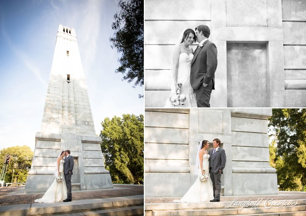 RaleighWedding-WeddingPhotographer-DowntownRaleigh-NCStateWedding-BellTower-NCSU-LanghoffCreative-Dimm2015-18-photo.jpg