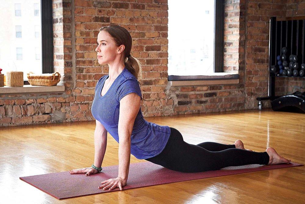 yoga fitness lifestyle photographer chicago
