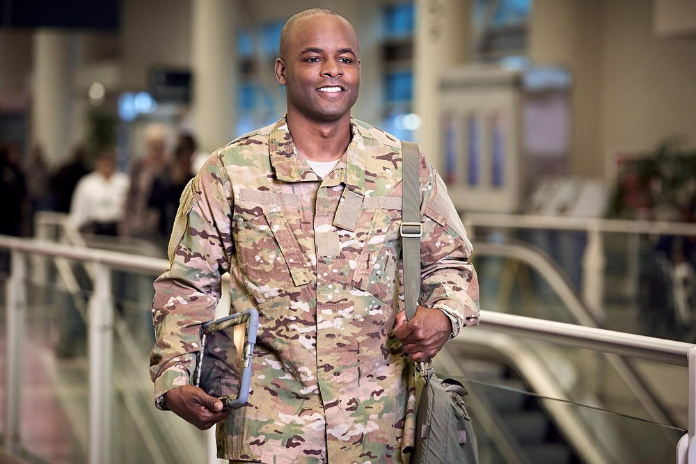 military lifestyle photography chicago
