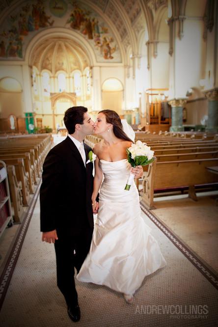 14 St. Josaphat Church-Wedding 090801-4028