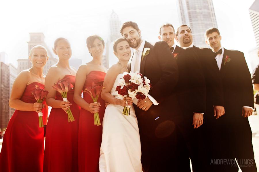 Millennium Park Wedding 090523 4679