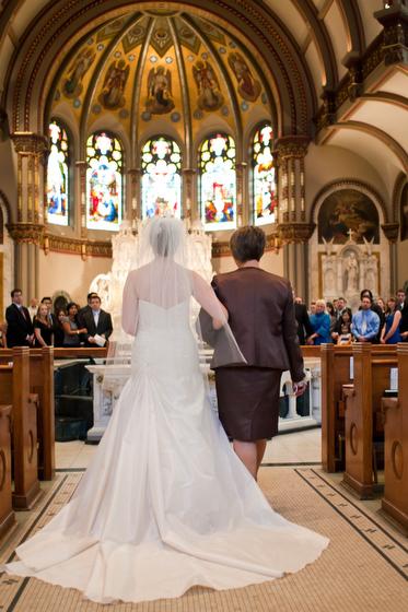 Jessica Matt A Saint Vincent De Paul And Spiaggia Wedding Andrew Collings Photography