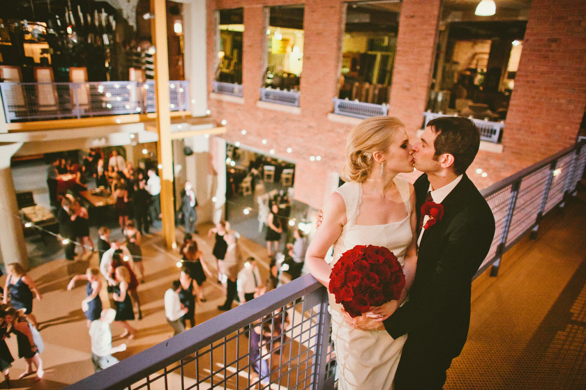 Samantha Brian An Architectural Artifacts Wedding Andrew Collings