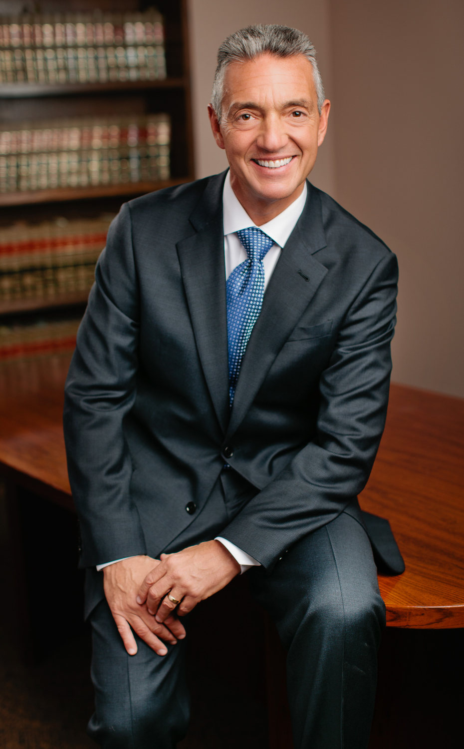 Attorney Portrait in Board Room