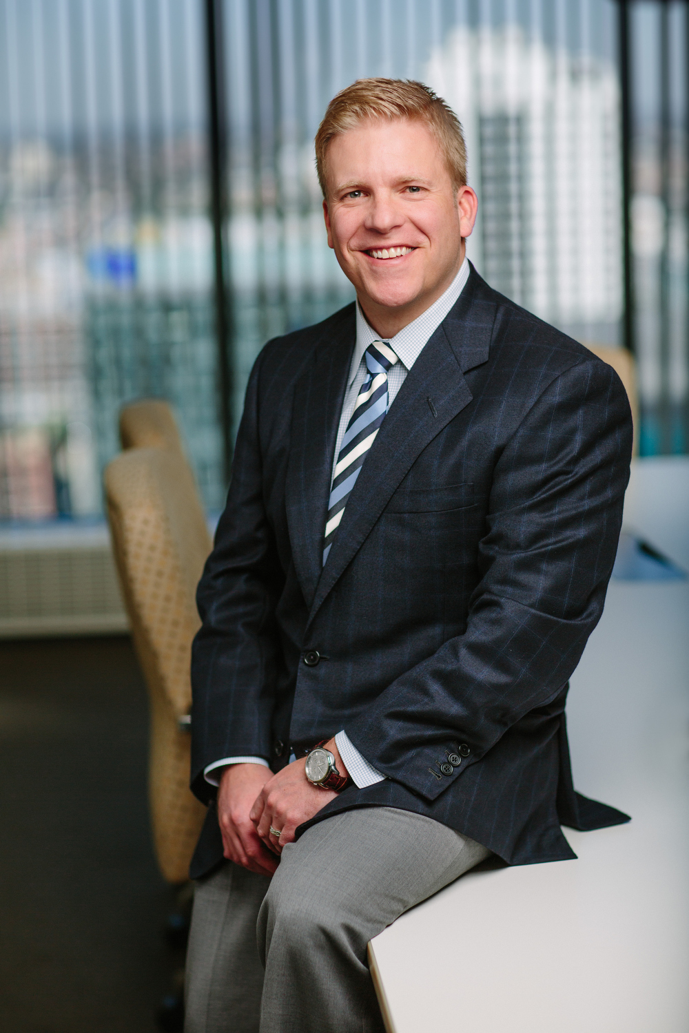 CORPORATE PORTRAITS ON LOCATION — Andrew Collings Photography