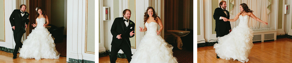 duluth wedding at the greysolon ballroom