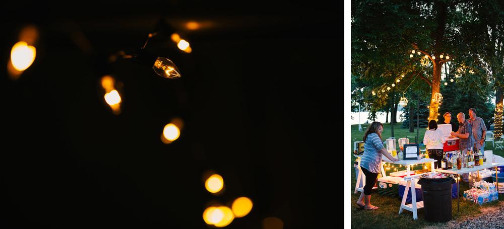 Minnesota Outdoor Lakeside Wedding at Lake Benton