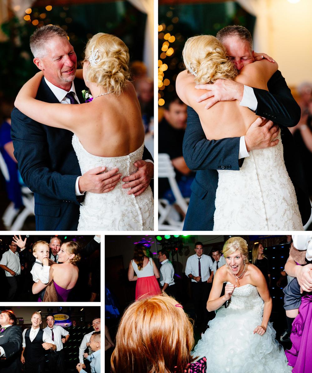 Cragun's Legacy Golf Course Summer Brainerd Wedding