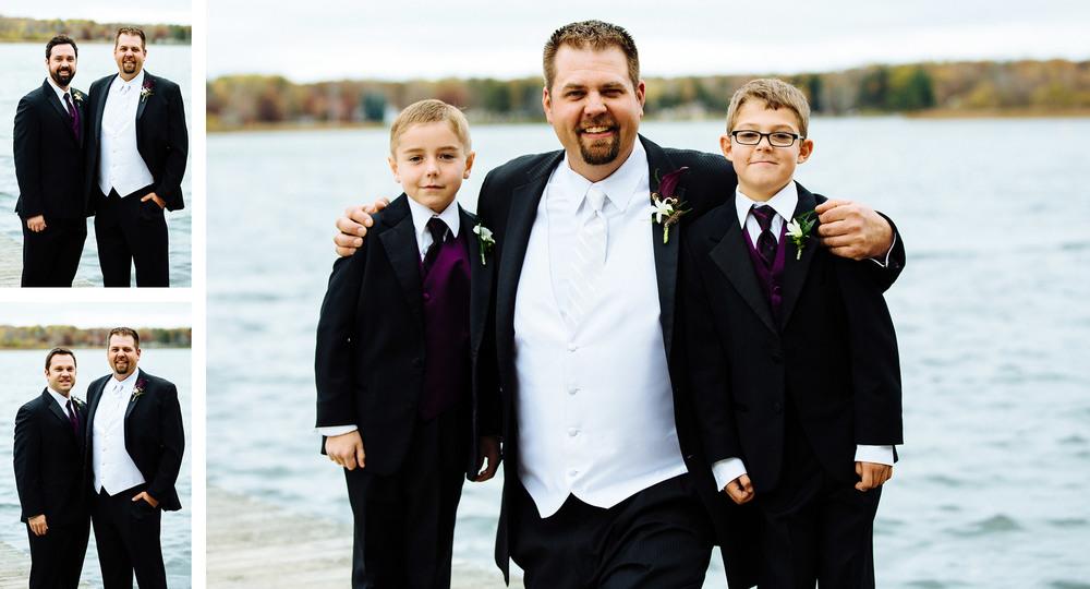 Breezy Point Resort Fall Wedding