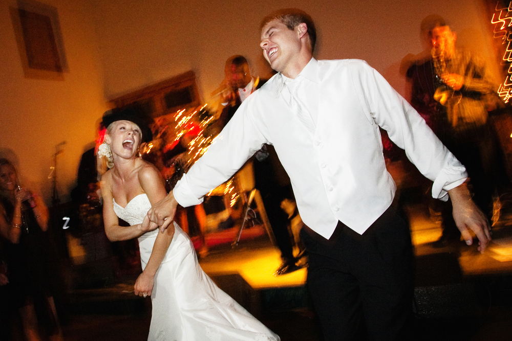 Cragun's Legacy Golf Course Wedding Dance