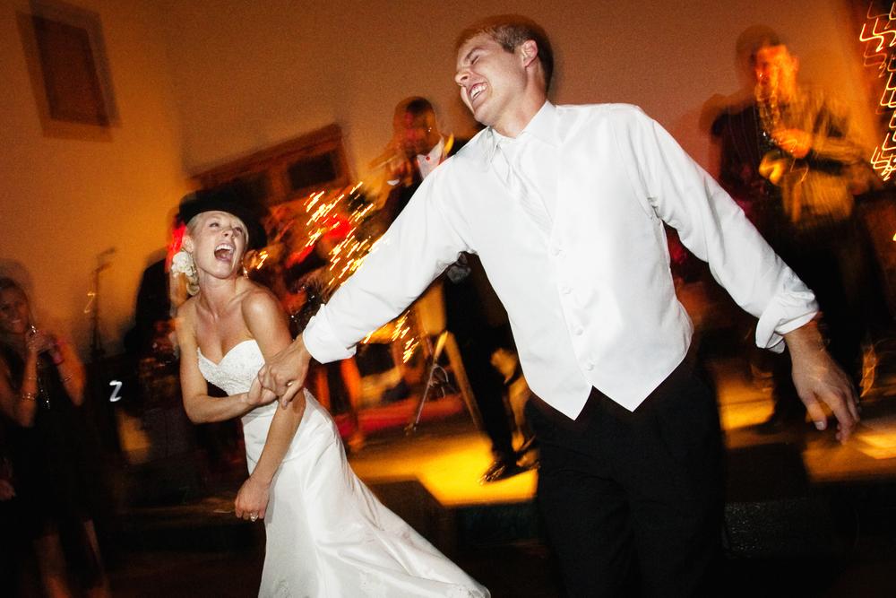 Cragun's Legacy Golf Course Wedding Dance
