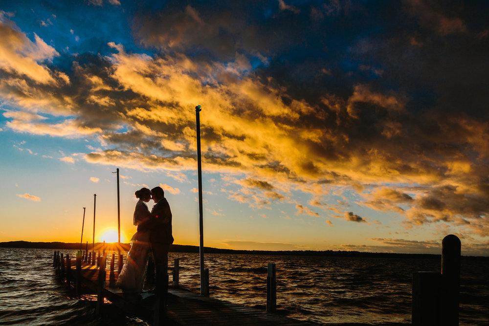 Brainerd Minnesota Wedding Pictures by Gull Lake