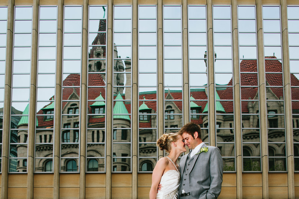 Landmark Center Wedding Saint Paul Minnesota