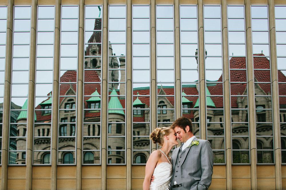 Landmark Center Wedding Saint Paul Minnesota
